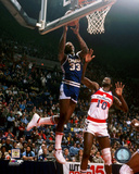 David Thompson 1978 Action Photo