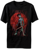 Samurai Jack- Red Moon T-shirts