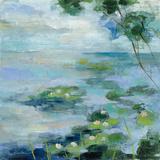 Lily Pond II Plakater af Silvia Vassileva