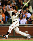 Buster Posey 2014 Action Photo
