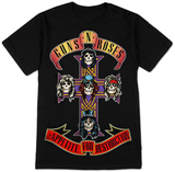 Guns N Roses- Appetite For Destruction Jumbo Tシャツ