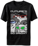 Ed, Edd n Eddy- Future's So Bright T-shirts