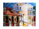 Lafitte Guest House on Bourbon Photographic Print by Diane Millsap