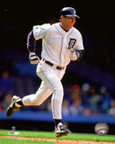 Alan Trammell 1996 Action Photo