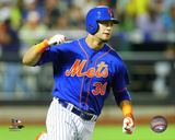 Michael Conforto 2015 Action Photo