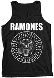 Ramones- Classic Seal Tank Top Trägerhemd