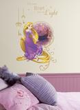 Disney Princess Rapunzel Peel And Stick Giant Wall Graphic Muursticker