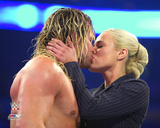 Dolph Ziggler & Lana 2015 Photo