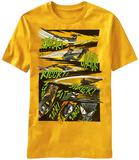 Samurai Jack- Zick Zack Shack T-shirts