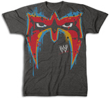 WWE- Ultimate Warrior Mask Shirts