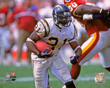 LaDainian Tomlinson 2001 Action Photo