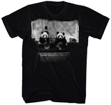 Panda Couch Surfing Shirts