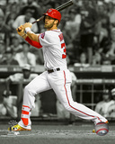 Bryce Harper 2015 MLB All-Star Game Spotlight Action Photo