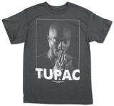 Tupac- Praying Tshirts