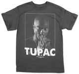 Tupac- Praying T-Shirt