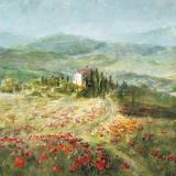 Danhui Nai - Summer in Provence Reprodukce