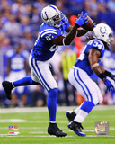 Reggie Wayne 2014 Action Photo