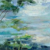 Lily Pond I Poster by Silvia Vassileva