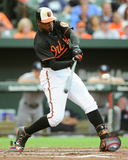 Adam Jones 2015 Action Photo