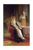 Marie-Laetitia Ramolino (1750-1836) 1803 Giclee Print by Francois Pascal Simon Gerard