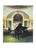 Steinway Hall, 2014 Giclee Print by Max Ferguson