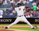 Luis Severino 2015 Action Photo