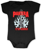 Infant: Pantera- Future Headbanger Onesie Infant Onesie
