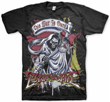 Escape the Fate- Chrome Reaper T-Shirts