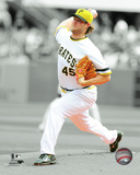 Gerrit Cole 2015 Spotlight Action Photo