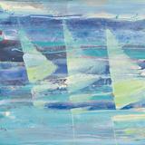 Summer Sail I Posters by Albena Hristova