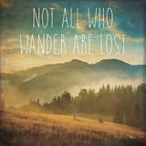 Wander II Posters by Pela Studio