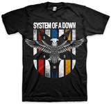 System of a Down- Eagle T-Shirts