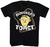 Ed, Edd n Eddy- Buttered Toast Shirts