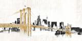 Skyline Crossing Art by Avery Tillmon