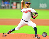 Danny Salazar 2014 Action Photo