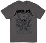 Metallica- Pushhead Boris T-shirty