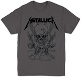 Metallica- Pushhead Boris Shirts