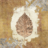 Gilded Leaf VI Prints by Avery Tillmon
