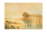 Llanrwst Giclee Print by Joseph Mallord William Turner