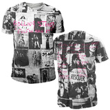Rolling Strones- Exile All Over Print (Front/Back) T-Shirt