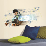 Miles & Merc From Tomorrowland Burst Peel And Stick Giant Wall Decals Autocollant