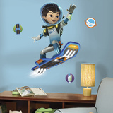 Miles From Tomorrowland Peel And Stick Giant Wall Decals Adhésif mural
