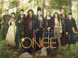 Once Upon A Time - Cast 1000 Piece Puzzle Jigsaw Puzzle
