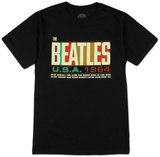 The Beatles- USA 1964 Camisetas