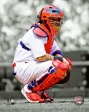 Yadier Molina 2014 Spotlight Action Photo