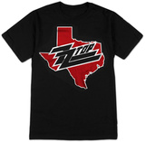 ZZ Top- Texas Event T-Shirts