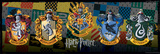 Harry Potter - Crests 1000 Piece Puzzle Jigsaw Puzzle