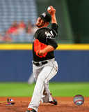 Jose Fernandez 2014 Action Photo