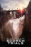 Maze Runner 2 Bridge Posters