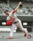 Jaime Garcia 2012 Spotlight Action Photo